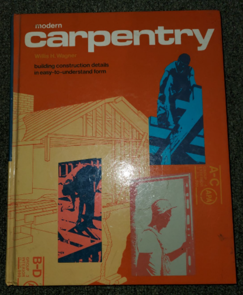 Carpentry Book